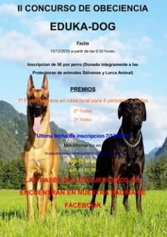 Evento Canino Eduka-dog